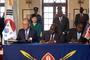 수출입銀 , 케냐 과학기술 농촌개발 지원 금융협력 MOU 체결