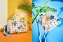 비세토스에 핀 난꽃… MCM, 한정패턴 '에센셜 플로럴' 출시