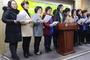 민주당 여성 지방의원들, 철저한 진상규명 촉구
