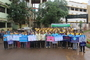 대학생 봉사단체 ASEZ, 인도에서 환경캠페인 열어