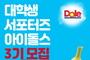 돌 코리아, 대학생 서포터즈 아이돌스 3기 모집