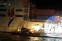 200명을 승선 시킨 후 중국 친황다오로 향하던 선박 불