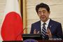 '코로나19 대응 부정 평가'에 日 아베 지지율 급락