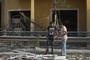 """[속보]베이루트 폭발로 사망 73명 부상 3700명..레바논 총리 """"현장, 질산암모늄 2750t 창고"""""""