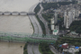 서울 곳곳 차량 통제 ... 동부간선·강변북로·내부순환·올림픽대로 등