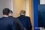 트럼프, '백악관 인근 총격'으로 브리핑 중 긴급 대피