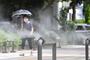광복절 '여름 절정' 말복...남부 36도 폭염, 중부 300㎜ 폭우