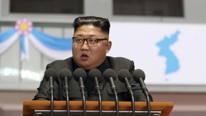 """北김정은, 南공무원 총격 살해 공식 사과 """"불미스러운 일 발생, 남녘 동포들에 대단히 미안""""(전문)"""