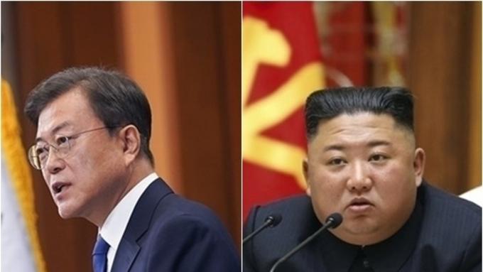 [속보]문대통령, 8일 김정은에 친서..12일 북한 측 답신