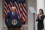 트럼프, 새 대법관에 코니 배럿 공식 임명...공화당 10월 청문회