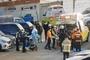 충남 태안서 22명탄 낚시어선 교각과 충돌...3명 사망