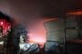 한밤중 옥천 자동자 부품 공장서 불