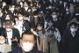 일본, 19시간 동안 2500명 추가확진...다시 급증세