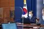 文대통령 지지율 4주만 상승…'신년사·3차지원금' 영향