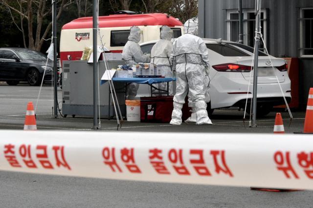 국내 신규확진 437명 발생…대전 선교학교發 127명,누적 7만5521명(종합)
