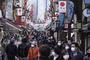 일본 코로나 확진 일일 4000명 육박...사망자 5401명