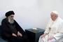 프란치스코 교황, 사상 첫 시아파 지도자와 회담