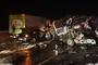 대전-통영고속도 5중 추돌사고…1명 사망·4명 부상