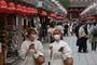 일본 코로나, 신규확진 9576명·역대 최다...누적 89만3340명