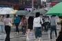 월요일 전국 '비' 더위 한풀 꺾이나...중부 등 국지성 비구름대·시간당 50㎜ 강한비·여전히 습도·체감온도↑(오늘날씨)