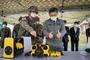 서욱 국방장관, 육군 35사단 해안경계용 무인기 운용 현장 점검
