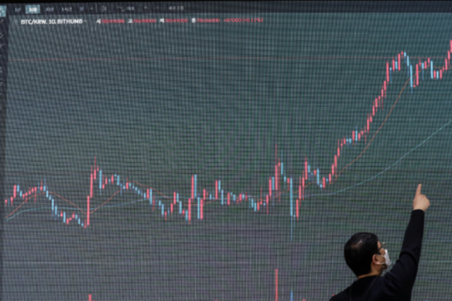 ETF '비토(BITO)' 출시에 힘입은 비트코인, 8000만원 재돌파하나