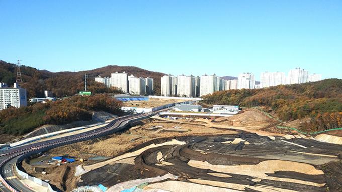 오포의 눈물④ 포스코건설 로비의 재구성 [이영훈 사장도 알고 있나]